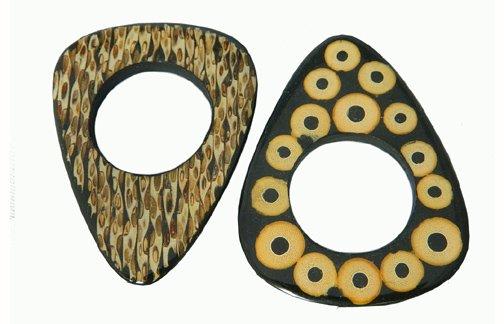 Shawl Sticks.  Every Shawl Pin comes with a wood stick