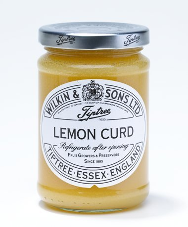 Lemon Curd Jar