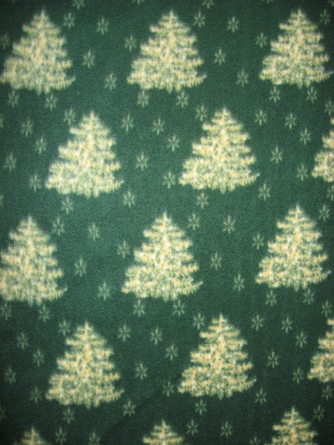 Image 1 of Christmas Pine Trees Winter Green 60