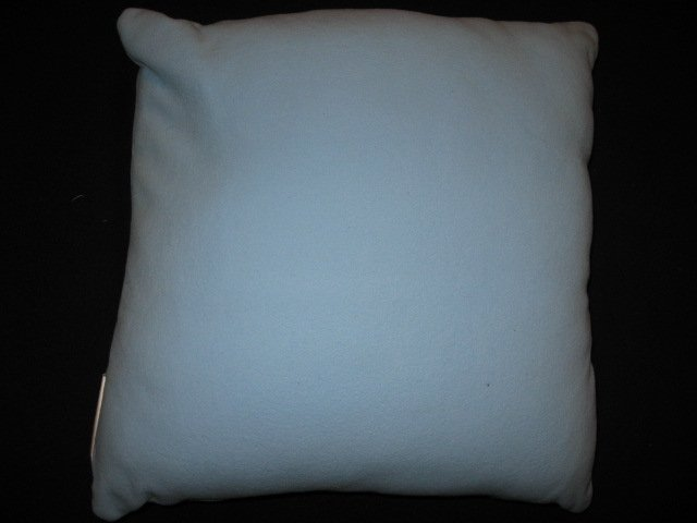 Image 1 of Martha Stewart Bear ice Igloo Embroidered Fleece Pillow