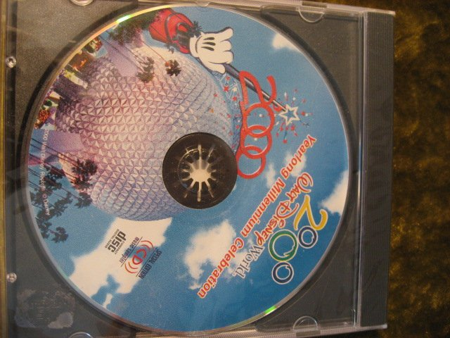 Disney World Millennium 2000 Celebration CD London Symphony Orchestra