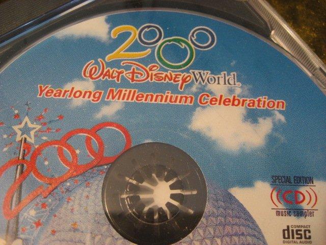 Image 1 of Disney World Millennium 2000 Celebration CD London Symphony Orchestra