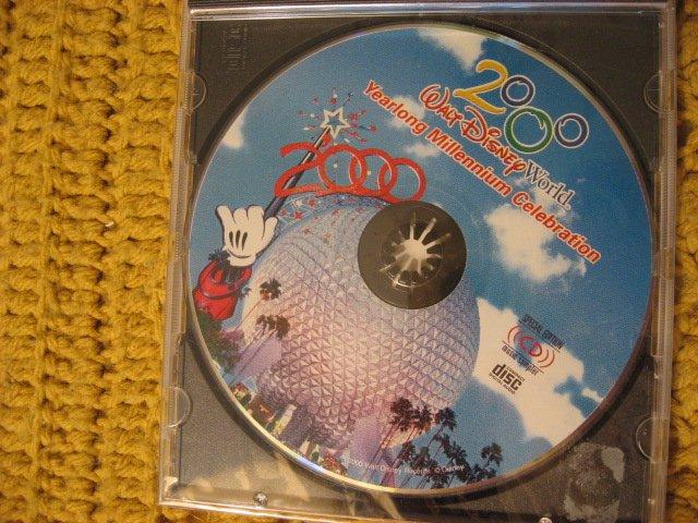 Image 2 of Disney World Millennium 2000 Celebration CD London Symphony Orchestra