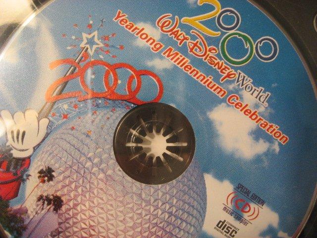Image 3 of Disney World Millennium 2000 Celebration CD London Symphony Orchestra