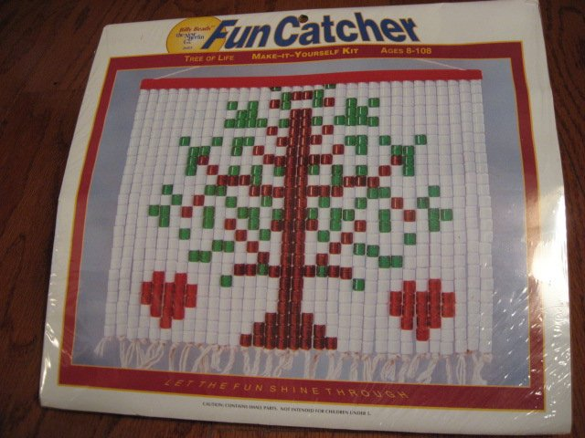 Fun Catcher Bead Kit Tree of Life Make it Yourself for eight years and older