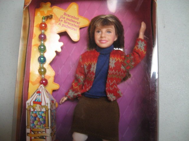 Hermione Collectible From Harry Potter Toy Doll 2001