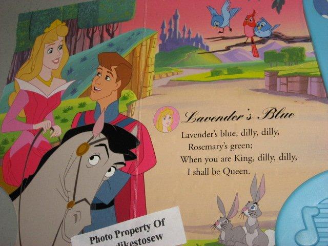 Image 5 of Disney Princess Enchanted Songs Board Book /