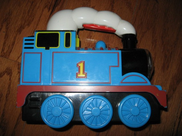 Image 3 of Thomas the Train light and Go Flashlight