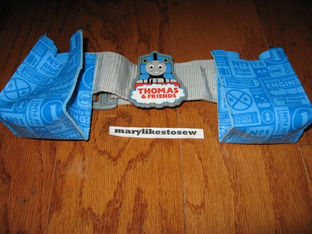 Thomas the Train tool belt in gift giving  condition