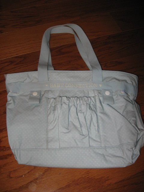 Baby diaper changing bag new by Baby Connection