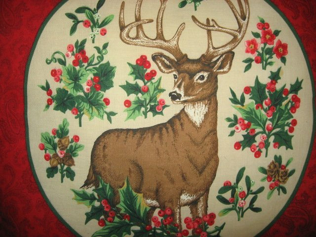 Image 1 of Buck deer clean handmade 14