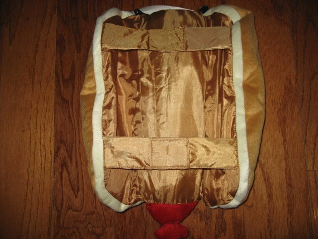 Image 2 of Hot dog costume dog outfit Size Medium 13 to 20 pounds new /