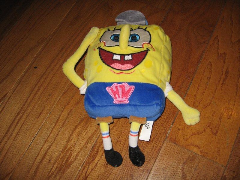spongeBob  Plush doll 14  Head to toe