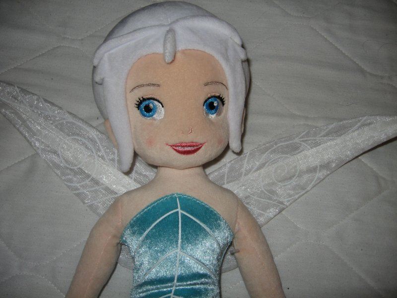 Image 1 of Periwinkle Disney Fairy Doll 21