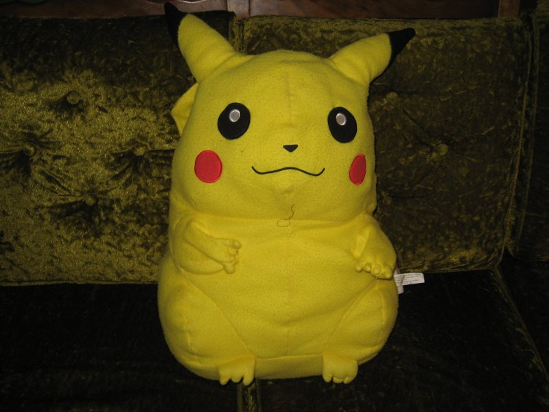 Pikachu Pokemon 20soft plush pillow cushion doll /