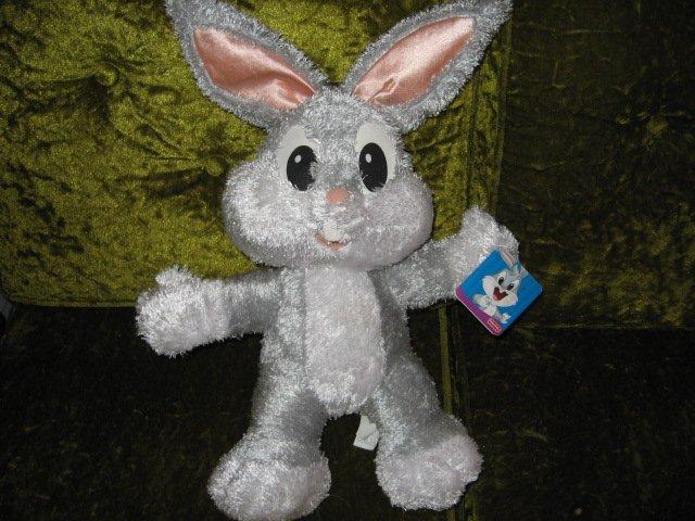Looney Tunes Baby Bugs bunny new stuffed animal
