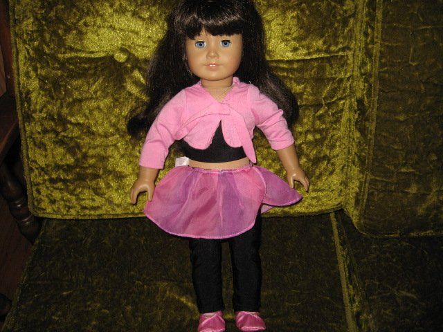 Image 1 of American girl doll Samantha /
