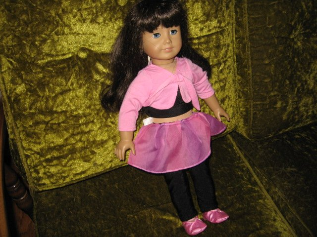 Image 2 of American girl doll Samantha /