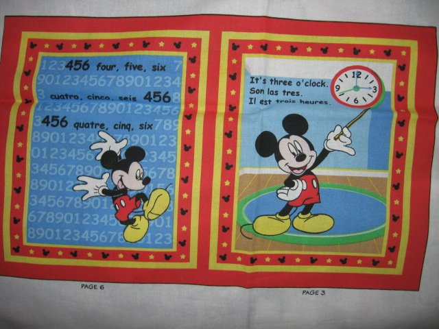 Image 2 of Mickey Mouse Disney All about