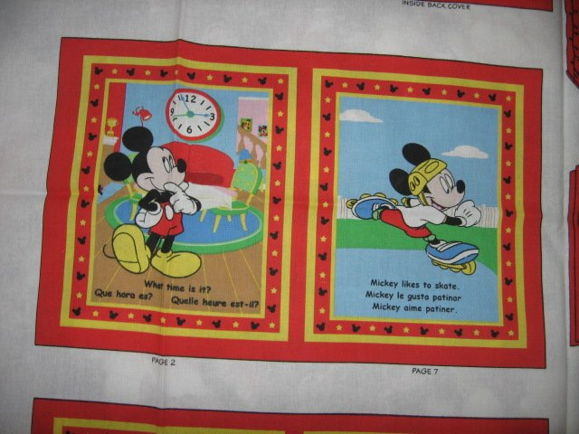 Image 3 of Mickey Mouse Disney All about