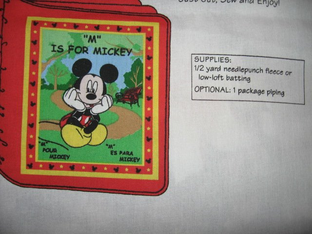 Image 4 of Mickey Mouse Disney All about
