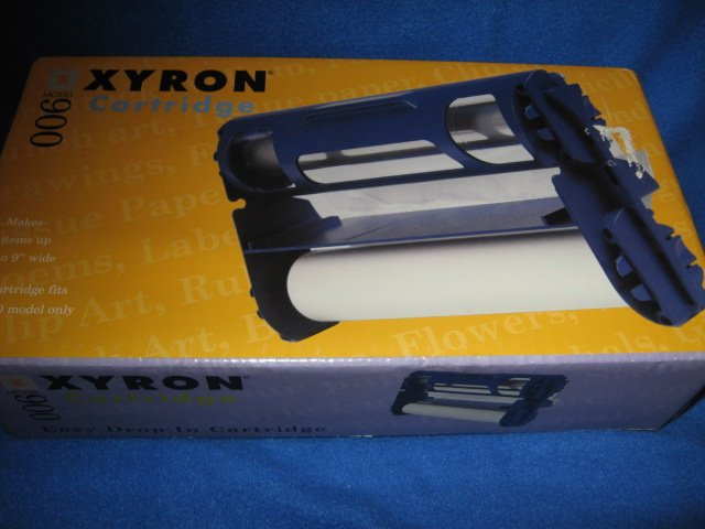 Image 0 of Xyron 900 cartridge two sided laminatation new