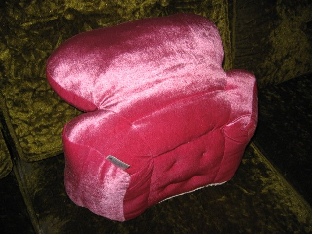Image 2 of Hello Kitty  pouting toddler foam chair ages 3 and up