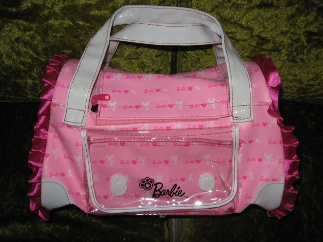 Image 0 of Barbie pet dog carrying case