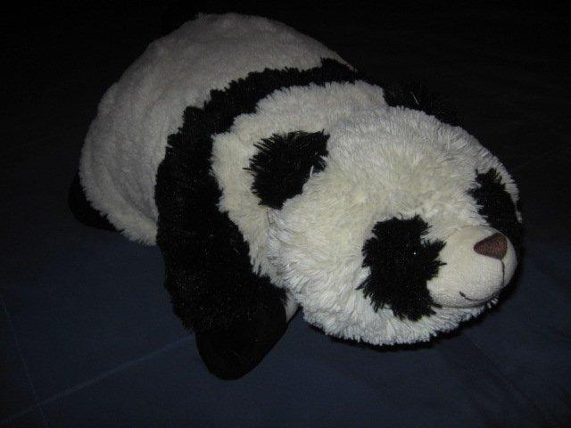 Image 1 of Panda Pillow Pet  cushion or pillow