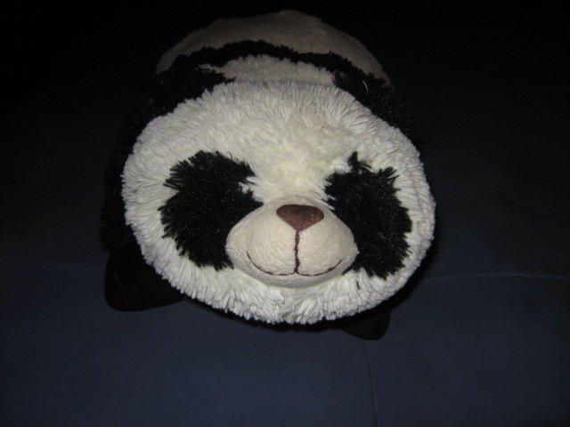 Image 2 of Panda Pillow Pet  cushion or pillow