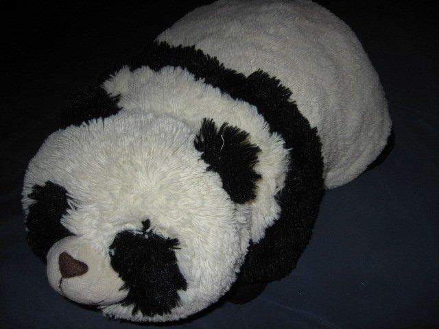 Image 3 of Panda Pillow Pet  cushion or pillow