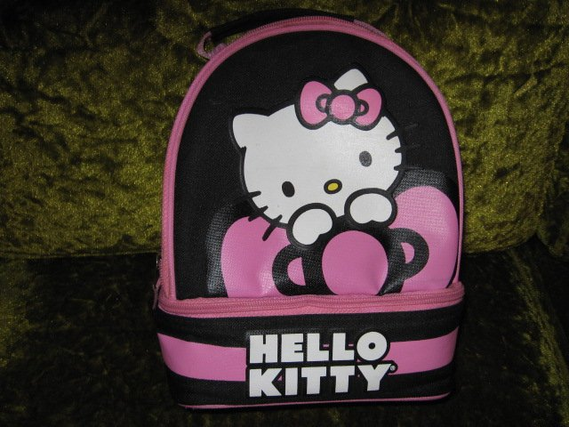 Image 0 of Hello Kitty lunchbag  new