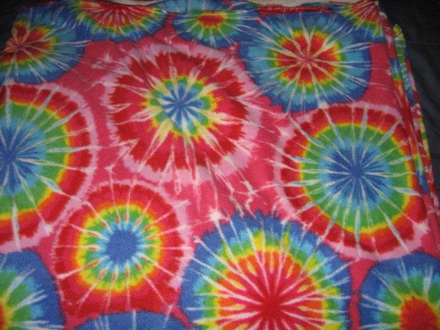 Image 0 of Starburst Colorful Adult Fleece blanket