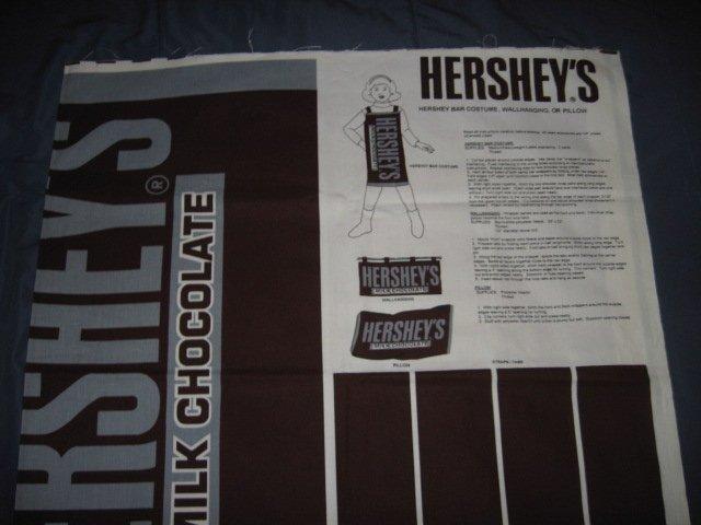 Image 1 of Hershey Bar Holloween costume