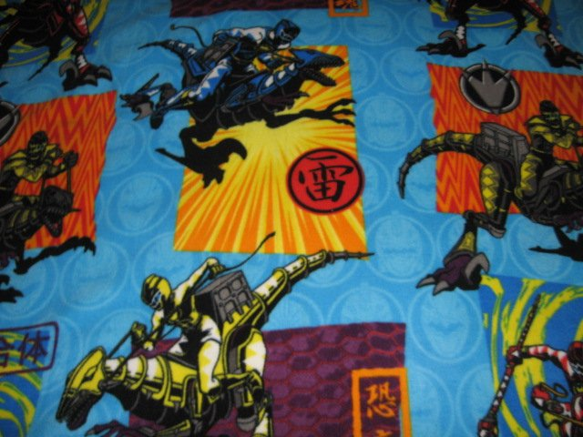 Image 0 of Transformers Hasbro toy pictures fleece blanket