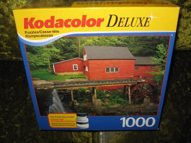 Wewaka Brook Bridgewater 1000 piece  Puzzle  18 by 26