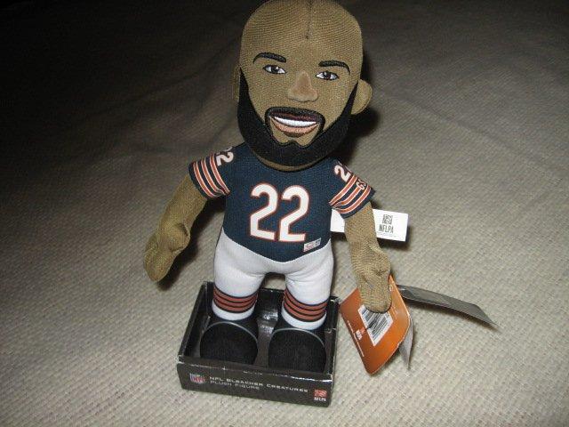 Chicago Bears Matt Forte football Doll New in Box Rare