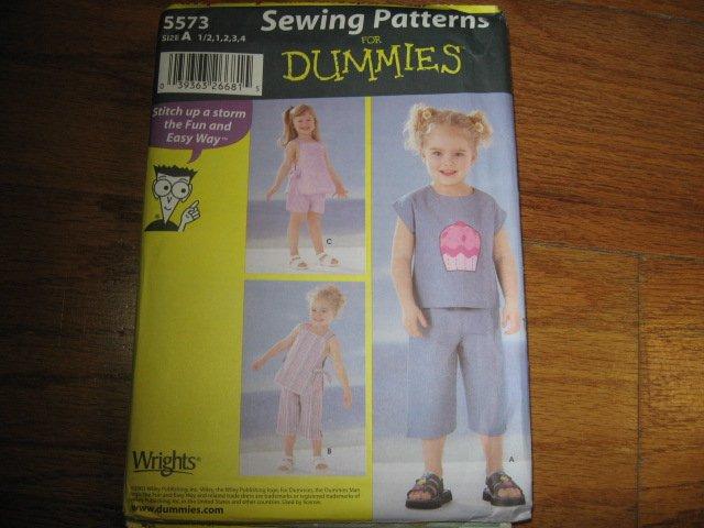 girl children sportswear pattern to sew