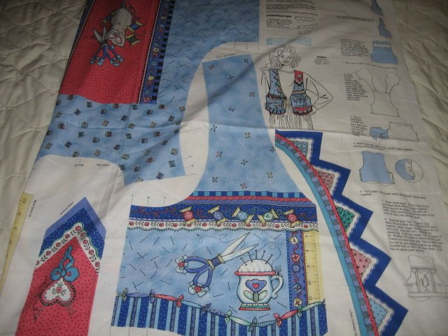 sewing notions pictures vest cotton fabric to sew