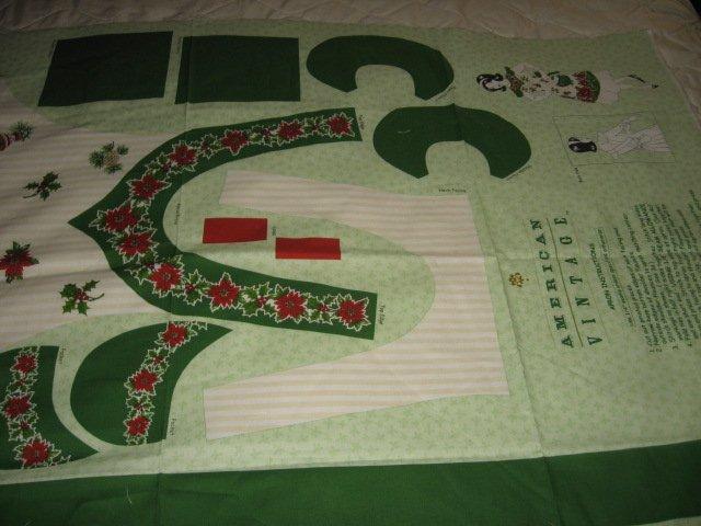 American Vintage Look Apron to sew