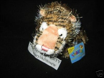 Webkinz Tiger Ganz Sealed Tag Unused Code