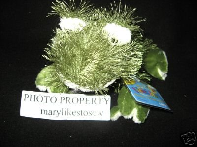 Webkinz Frog Ganz Sealed Tag Unused Code nwt