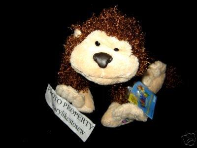Webkinz Cheeky Monkey Ganz Sealed Tag Unused Code nwt