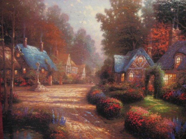 Image 1 of Thomas Kinkade