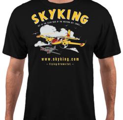 Sky King T-Shirt XX-Lg Cessna 310 Black
