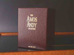 The Amos 'n Andy Complete DVD Set w/ FurCoat & Sapphire's Sister Lost Episode