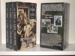 The Amos 'n Andy Show Vintage Television Series VHS Box Set (SP)