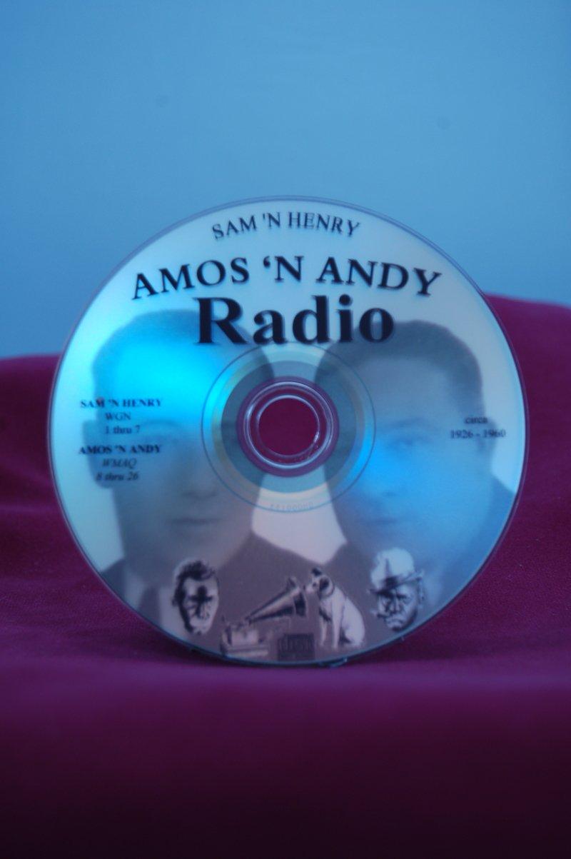 Image 0 of Amos n Andy Radio History CD