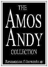 Image 0 of The Amos n Andy Show Season 3 DVD Box Set (Includes Lost Episode)