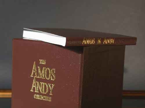 Image 1 of The Amos n Andy Show Season 4 Box Set with Leatherette Box and Book